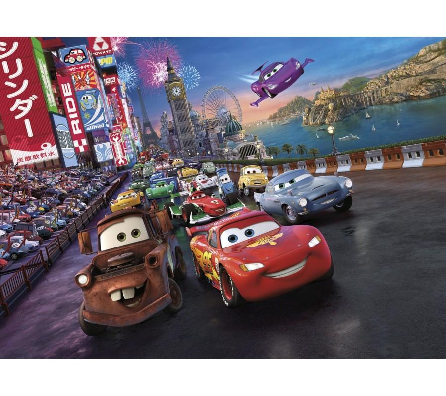 FOTOTAPET CARS RACE COD 4-401