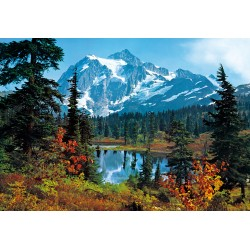 FOTOTAPET MOUNTAIN MORNING COD 00211